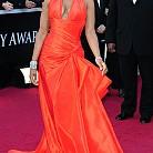 Дженифър Хъдсън с рокля от Atelier Versace