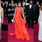 Звездни рокли Оскари 2011