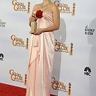 "Натали Портман на наградите ""Златен глобус"" 2011"