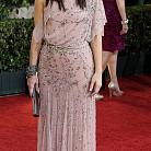 """Сандра Бълок на наградите """"Златен глобус"""" 2011"""