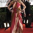 "Хайди Клум на наградите ""Златен глобус"" 2011"