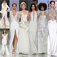 100-те най-красиви сватбени рокли за 2018 от Барселона